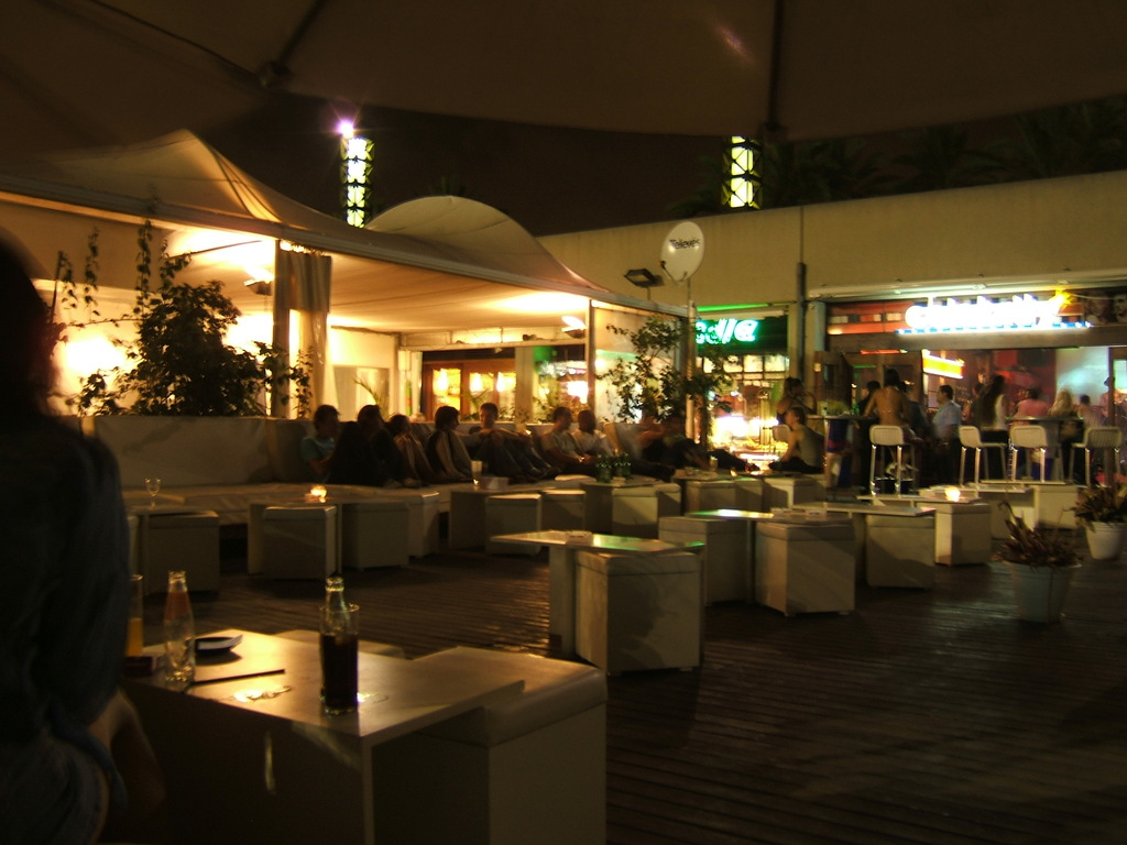 Nightclub Strip - Bars/Nightife - Carrer de la Marina, Barcelona, Catalu, ES