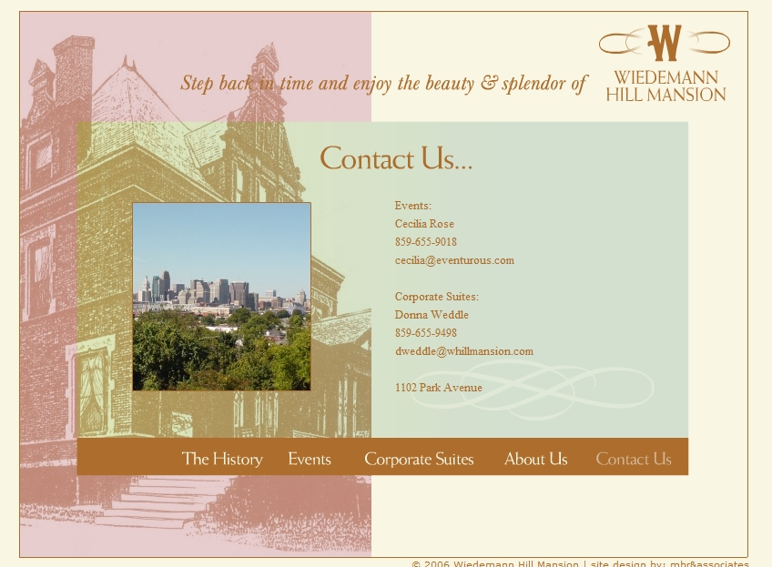 Wiedemann Hill Mansion - Welcome Sites, Ceremony Sites, Reception Sites - 1102 Park Ave, Campbell County, KY, 41071, US