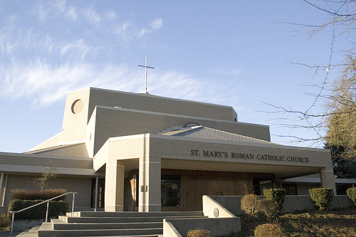 St. Mary's Catholic Church - Ceremony Sites - 5251 Joyce St, Vancouver, BC, CA