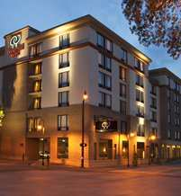 Doubletree Hotel Historic Savannah - Hotels/Accommodations, Attractions/Entertainment - 411 W Bay St, Savannah, GA, 31401