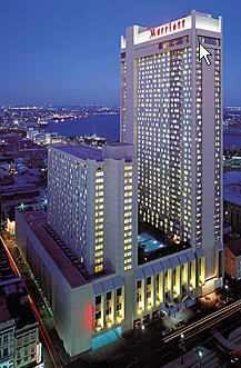 New Orleans Marriott - Hotels/Accommodations - 555 Canal Street, New Orleans, LA, United States