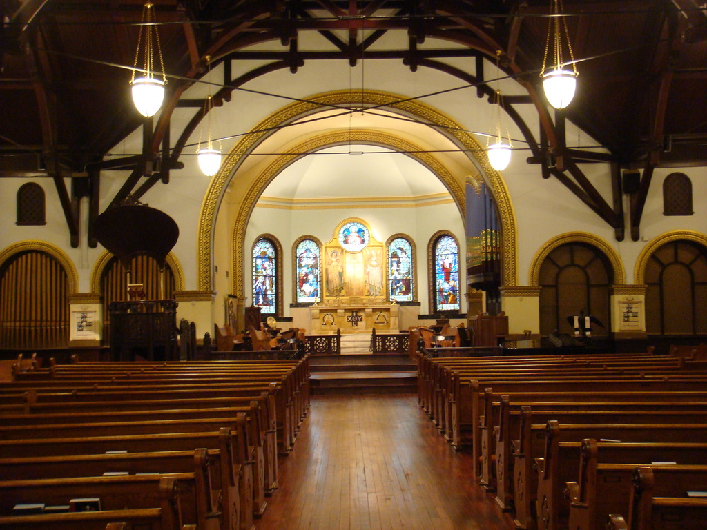 St George's Episcopal Church - Ceremony Sites - 4600 Saint Charles Ave, New Orleans, LA, United States