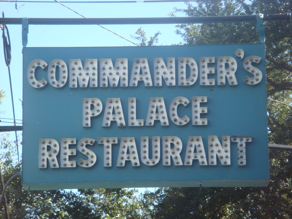 Commander's Palace Restaurant - Restaurants, Rehearsal Lunch/Dinner, Bars/Nightife - 1403 Washington Ave, New Orleans, LA, United States