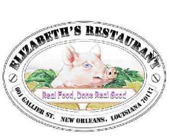 Elizabeths Restaurant - Restaurants, Coffee/Quick Bites - 601 Gallier Street, New Orleans, LA, 70117