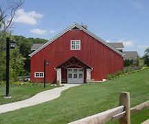 Ironwoods Lodge Wedding In September