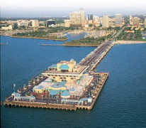 St Petersburg Pier - Attraction - 800 2nd Ave Ne, St Petersburg, FL, United States