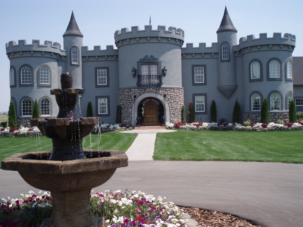 The Castle Gardens - Ceremony Sites, Ceremony & Reception - 2050 N Meridian Rd, Kuna, ID, 83634