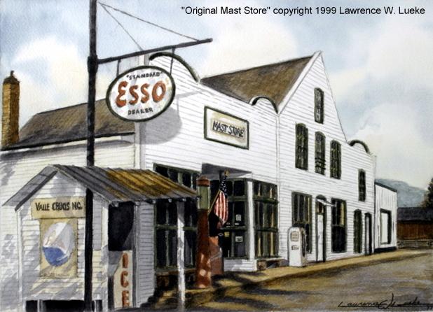 The Mast General Store - Shopping - NC Highway 194 S, Watauga, NC, US