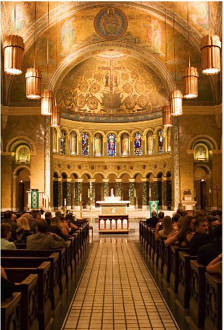 Saint Clement Church - Ceremony Sites - 642 W Deming Pl, Chicago, IL, 60614, US