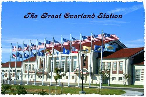 Great Overland Station - Reception Sites, Attractions/Entertainment - 701 N Kansas Ave, Shawnee County, KS, 66608