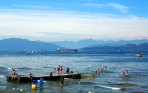 Jericho Beach - Attractions/Entertainment, Beaches - Jericho Beach Park, CA