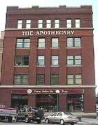 Ridnour Room in Apothecary Building - Reception - 809 P St, Lincoln, NE, 68508