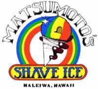 Matsumoto's General Store (Shave Ice) - Food - 66 Kamehameha Hwy, Haleiwa, HI, 96712, US