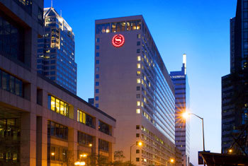 Sheraton Indianapolis City Centre Hotel - Reception Sites, Hotels/Accommodations - 31 West Ohio Street, Indianapolis, IN, United States