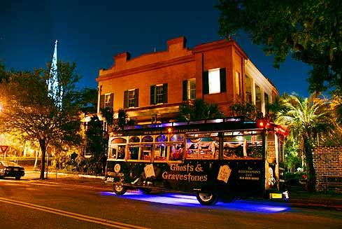 Old Town Trolley Tours Of Savannah - Attractions/Entertainment, Limos/Shuttles - 234 Martin Luther King Jr. Blvd, Savannah, GA, United States