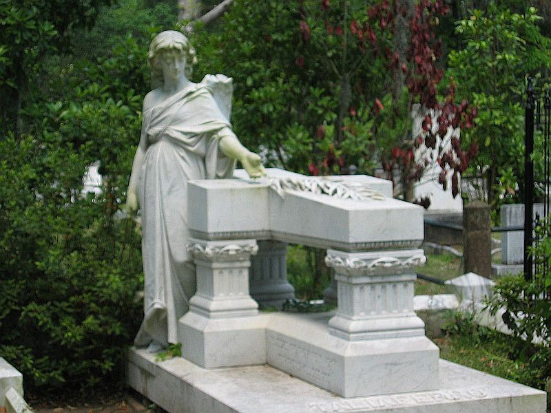 Bonaventure Cemetery - Attractions/Entertainment, Parks/Recreation - 330 Bonaventure Rd, Thunderbolt, GA, United States