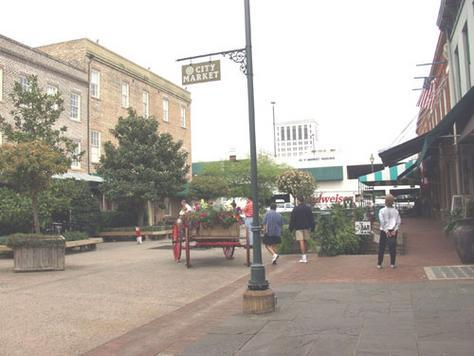 City Market - Attractions/Entertainment, Shopping - 314 W Saint Julian St, Savannah, GA, United States