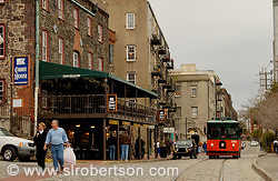 River Street - Restaurants, Attractions/Entertainment - 9 E River St, Savannah, GA, United States