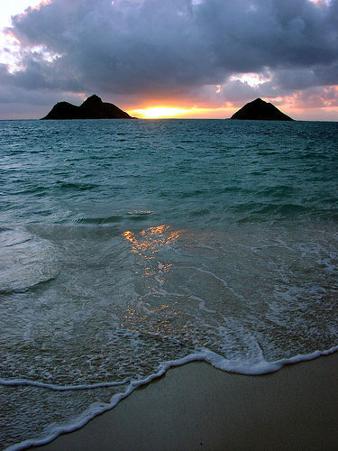 Lanikai - Beaches, Attractions/Entertainment - Mokulua Dr, Kailua, HI, 96734, US