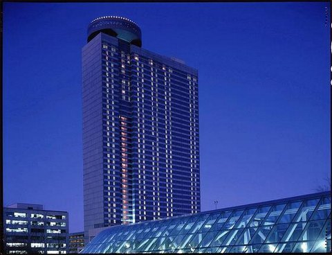 Hyatt Regency Crown Center - Hotels/Accommodations, Ceremony Sites, Reception Sites, Restaurants - 2345 Mcgee Street, Kansas City, MO, USA