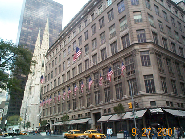 Fifth Avenue (shopping District) - Attractions/Entertainment, Shopping - 611 Fifth Avenue, New York, NY, United States