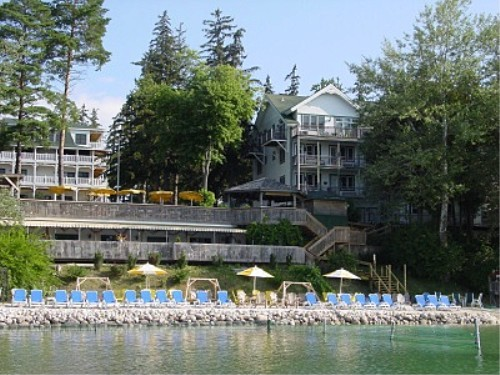 Victorian Village - Reception Sites, Hotels/Accommodations, Ceremony Sites - Victorian Village Dr, Elkhart Lake, WI, 53020