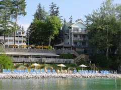 Elkhart Lake Wedding In July