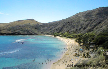 Hanauma Bay Wildlife Sanctuary - Beaches - Hanauma Bay, Honolulu, HI, US