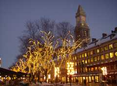 Faneuil Hall Market Place - Boston Entertainment - 4 Market St, Boston, M.A., 02135, US