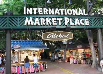 International Market Place - Attractions/Entertainment, Shopping - 2330 Kalakaua Ave # 200, Honolulu, HI, United States