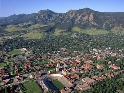 University Of Colorado Boulder - Attractions/Entertainment - 2400 Colorado Avenue, Boulder, CO, United States