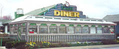 Emerald Diner - Restaurant - 825 N Main St, Hubbard, OH, United States
