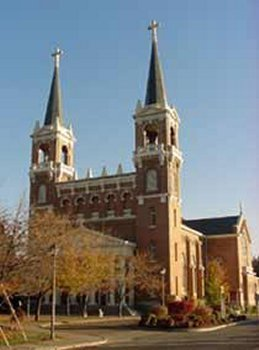 St. Aloysius Church - Ceremony Sites, Ceremony &amp; Reception, Reception Sites - 330 E Boone Ave, Spokane, WA, 99202