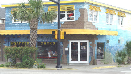 Snapper Jacks - Restaurants, Bars/Nightife - 10 Center St, Folly Beach, SC, United States