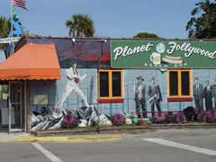 Planet Follywood - Restaurant - 32 Center St, Folly Beach, SC, 29439