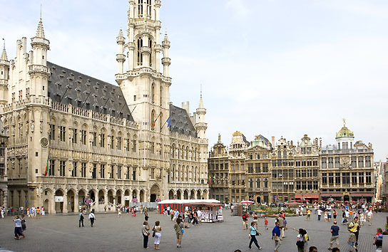 Grand Place - Attractions/Entertainment - Bruxelles, Bruxelles