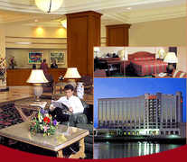 Indianapolis Marriott North - Reception - 3645 River Crossing Pkwy, Indianapolis, IN, 46240, US