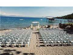 Gar Woods Grill & Pier - Ceremony -
