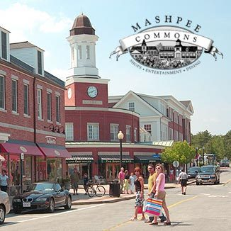 Mashpee Commons - Attractions/Entertainment, Shopping - 22 Steeple St, Mashpee, MA, United States