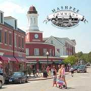 Mashpee Commons - Downtowns, Villages & Malls - 22 Steeple St, Mashpee, MA, United States