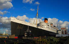 Queen Mary - Attractions - 1126 Queens Hwy, Long Beach, CA, United States