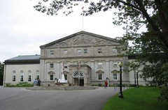 Rideau Hall - Attraction - 1 Sussex Dr, Ottawa, ON, CA