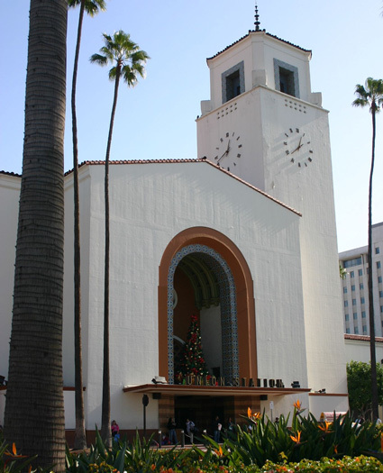 Union Station - Attractions/Entertainment, Reception Sites, Ceremony Sites, Restaurants - 800 N Alameda St, Los Angeles, CA