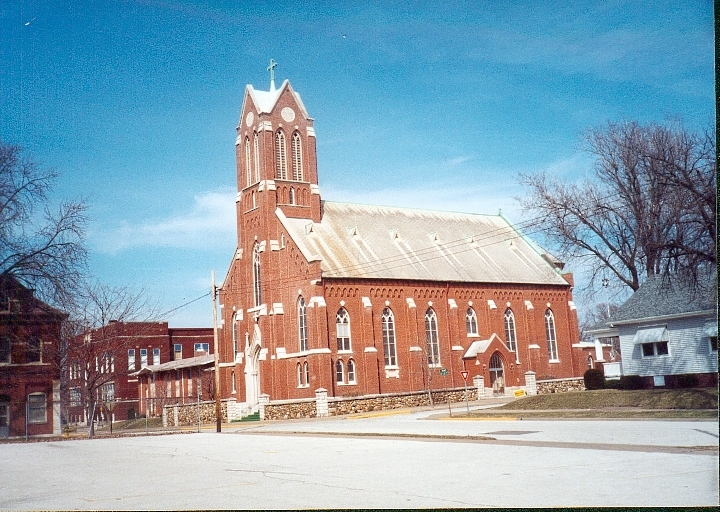 Blessed Sacrament Church - Ceremony Sites - 1119 S 7th St, Quincy, IL, United States