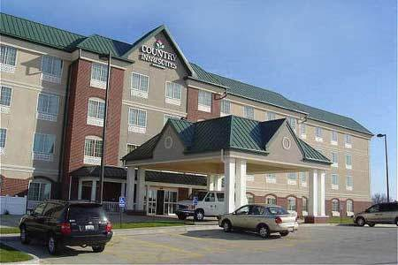 Country Comfort Inn & Suites - Hotels/Accommodations, Reception Sites - 110 N 54th St, Quincy, IL, 62305