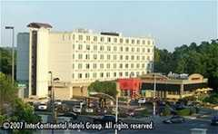 Holiday Inn at the Campus - Hotel - 1641 Anderson Avenue, Manhattan, KS, United States