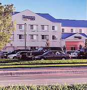 Fairfield Inn - Hotel - 300 Colorado St, Manhattan, KS, 66502, US