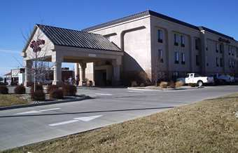 Hampton Inn Manhattan - Hotels/Accommodations - 501 E. Poyntz, Manhattan, KS, United States