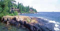 Isle Royale National Park-Rock Hbr - Hotel - Rock Harbor Lodge, MI, United States