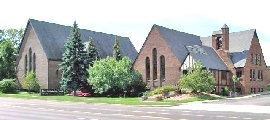 First Presbyterian Church Of Brighton - Ceremony Sites - 300 E Grand River Ave, Brighton, MI, 48116, US